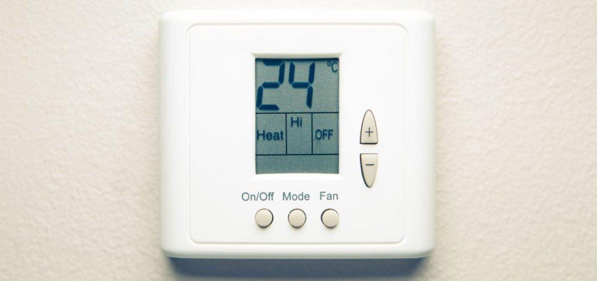 para qué sirve un termostato de calefacción